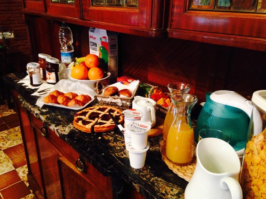 La colazione di KIA ORA