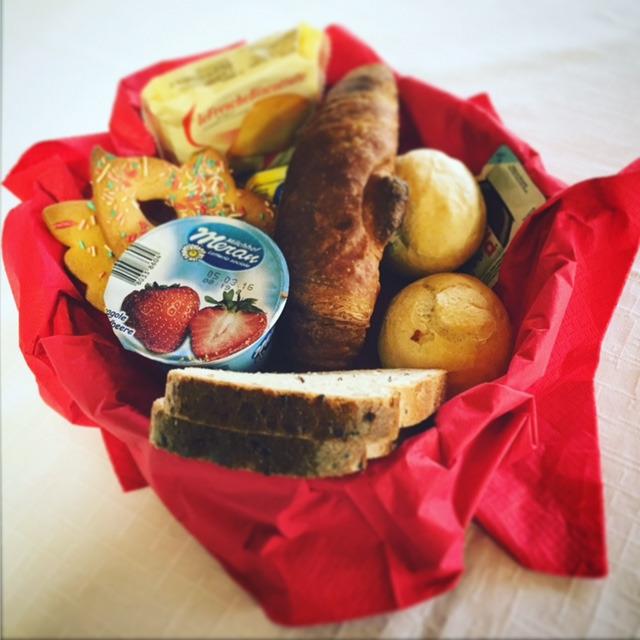 La colazione di HOTEL ALBERTA