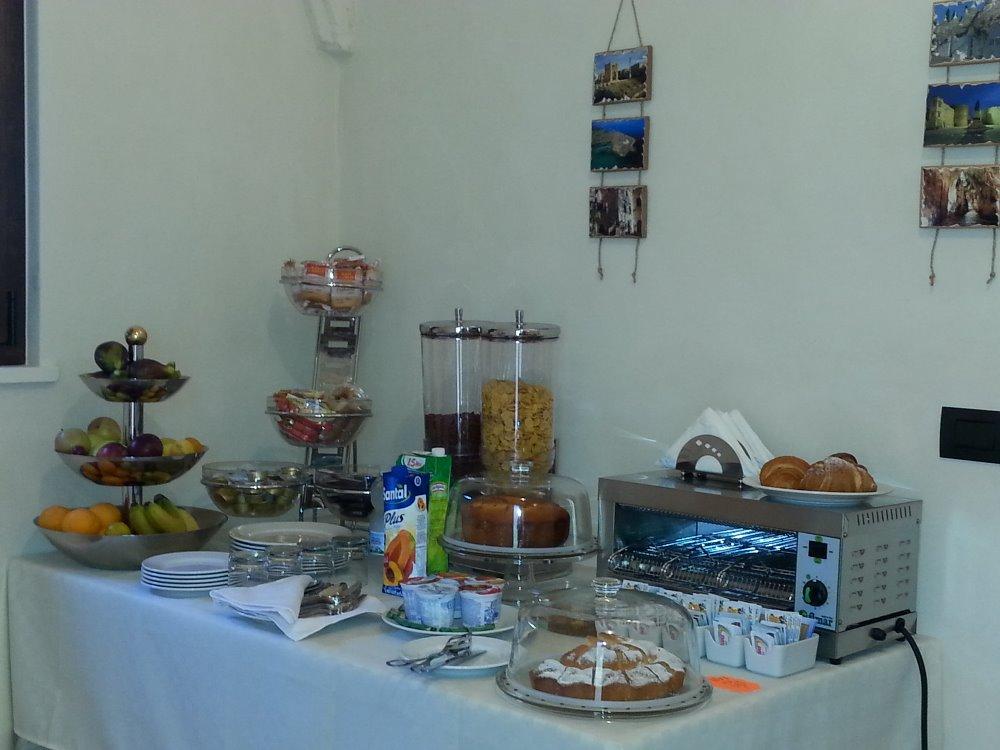 La colazione di DEMETRA