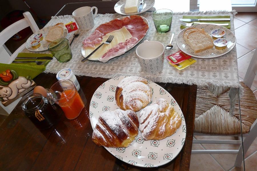 La colazione di TIBÙ