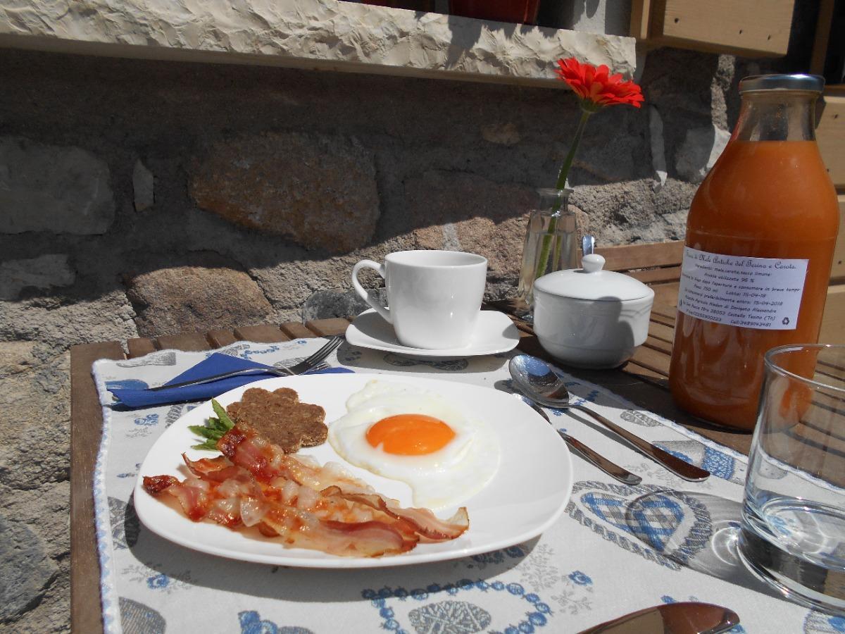 La colazione di AI MARCHETINI