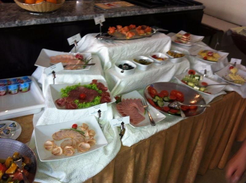 La colazione di CASA FASANO COUNTRY HOUSE