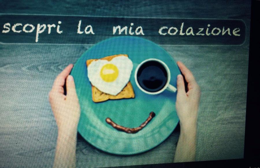 La colazione di LE TRE PERLE