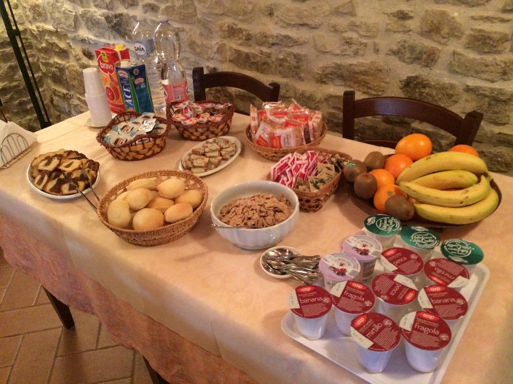 La colazione di IL CASALONE