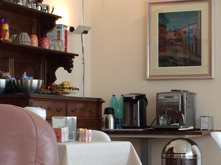 La colazione di B&B MONTEROSA