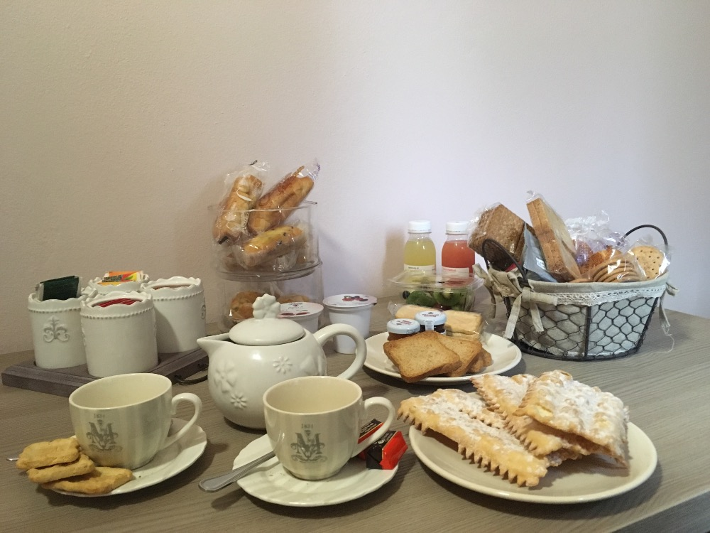 La colazione di IL GIARDINO