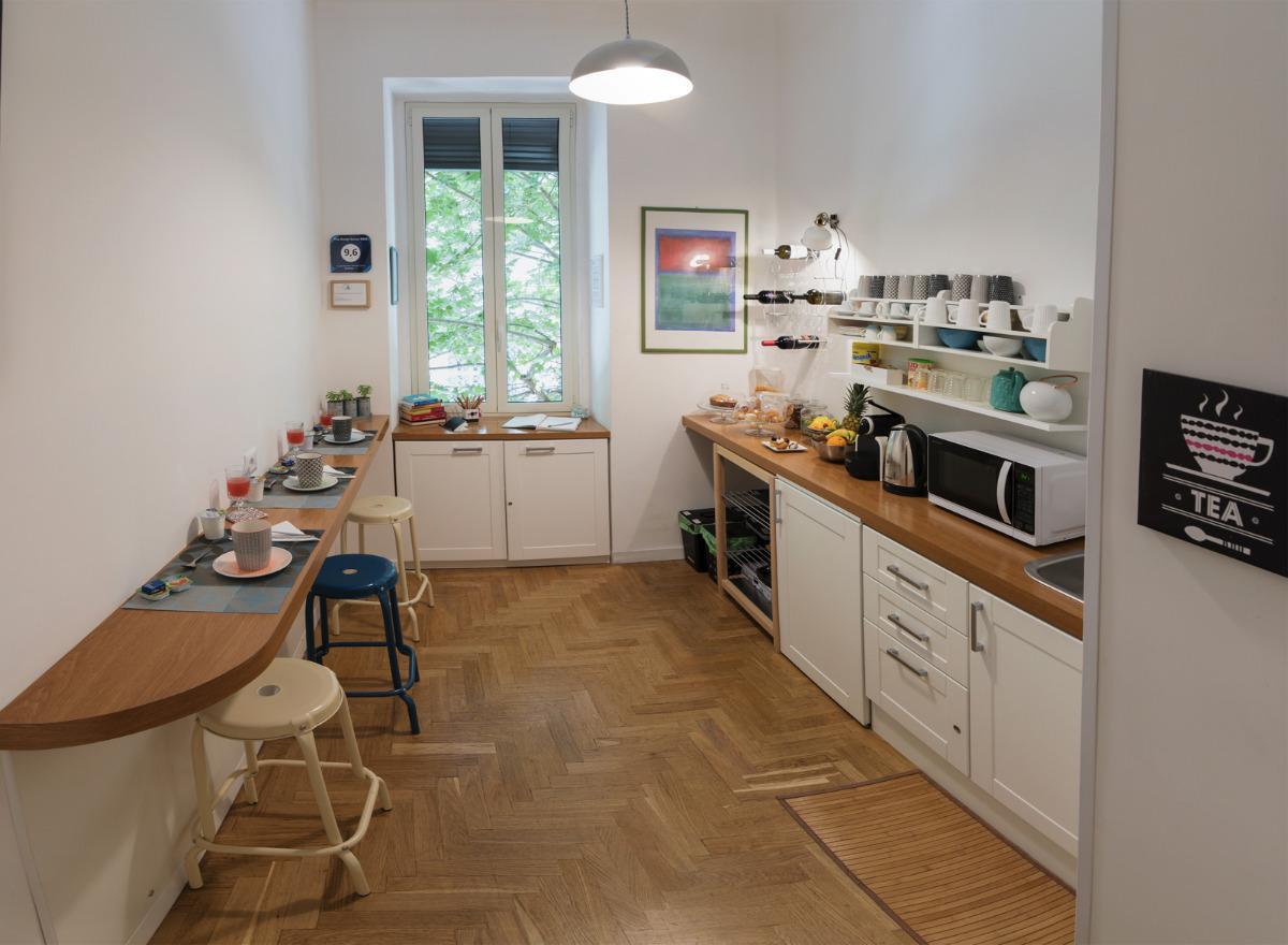La colazione di THE ANDY HOUSE B&B