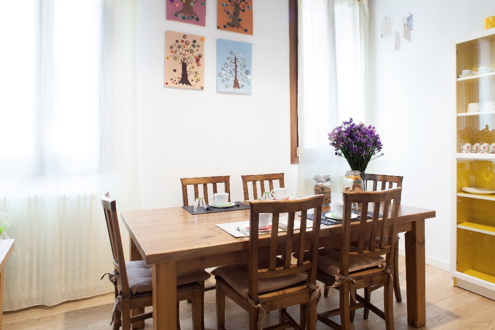 La colazione di ARIA E LUCE SUITES