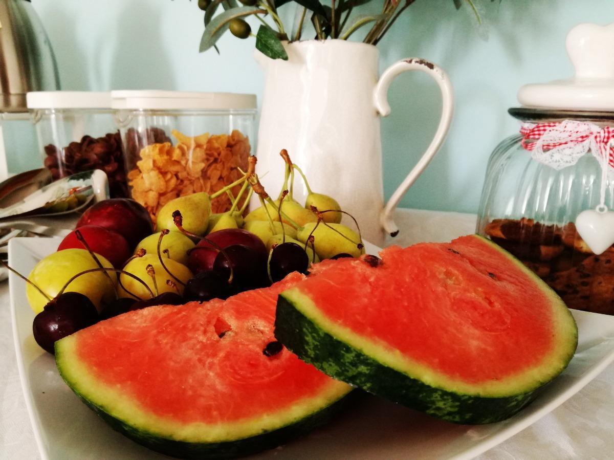 La colazione di B&B CASA DEL CORSO