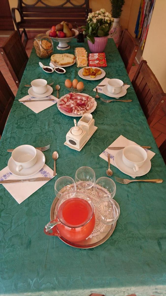 La colazione di LE NOCI