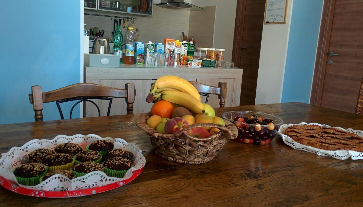 La colazione di BAIA BENESSERE