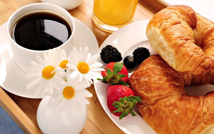 La colazione di B&B LA BORASCA