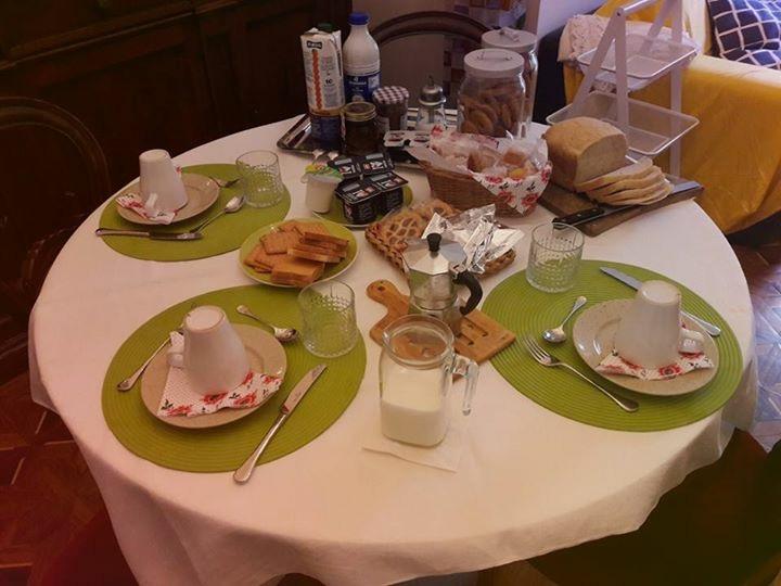 La colazione di TOUR IN