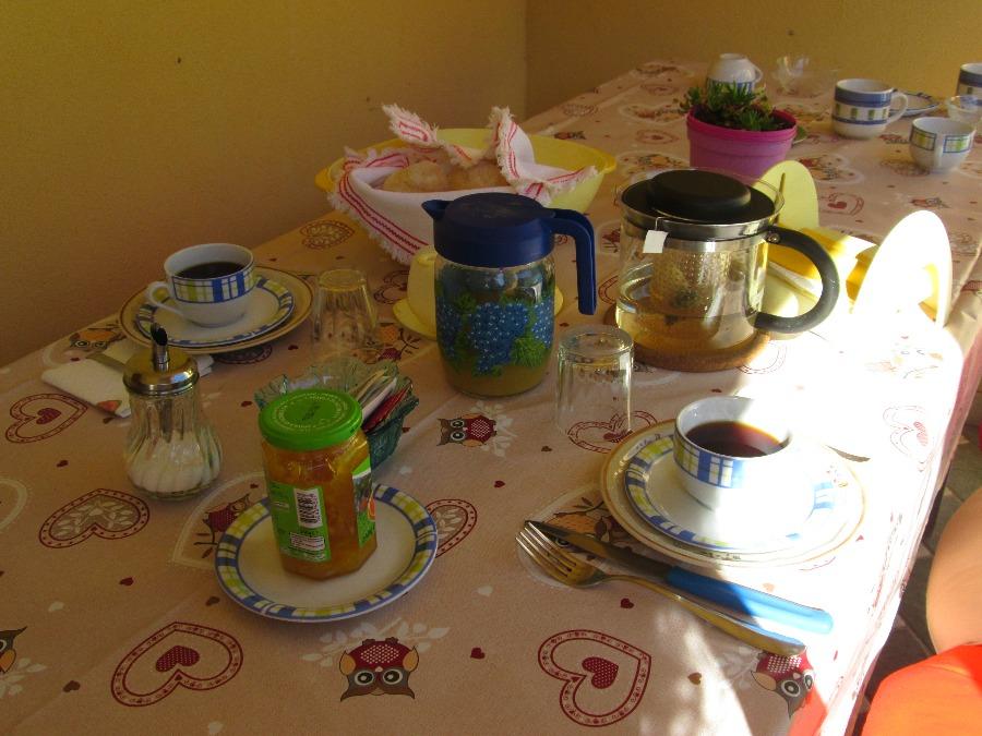 La colazione di LE AROMATICHE