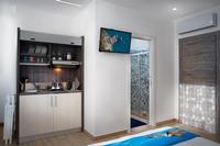 Camera doppia con cucina