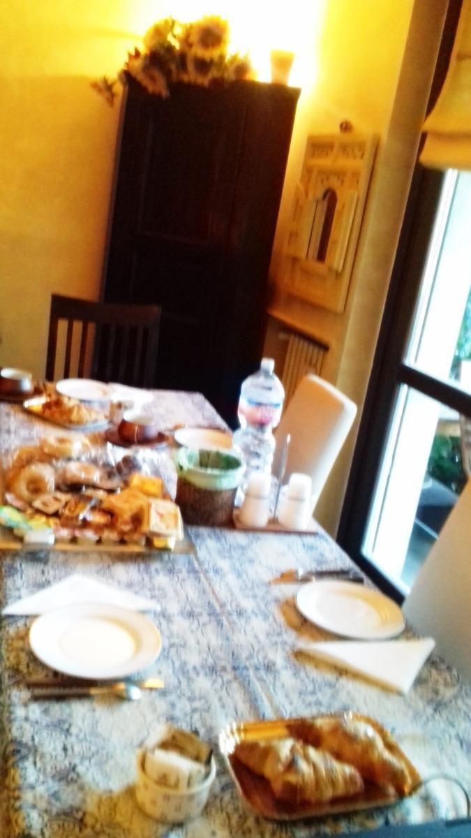La colazione di B&B A SAN SIRO 75