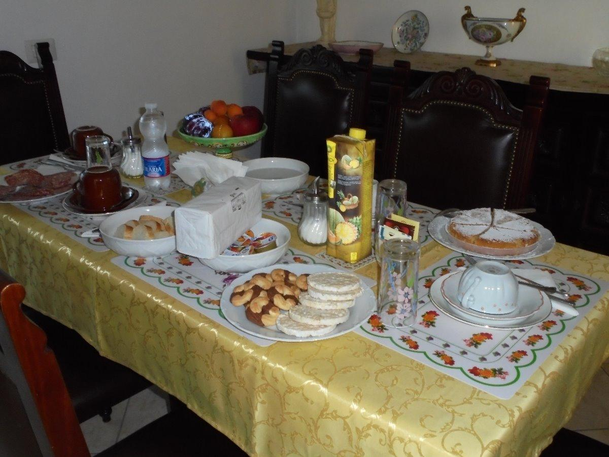La colazione di VILLINO LIBERTY