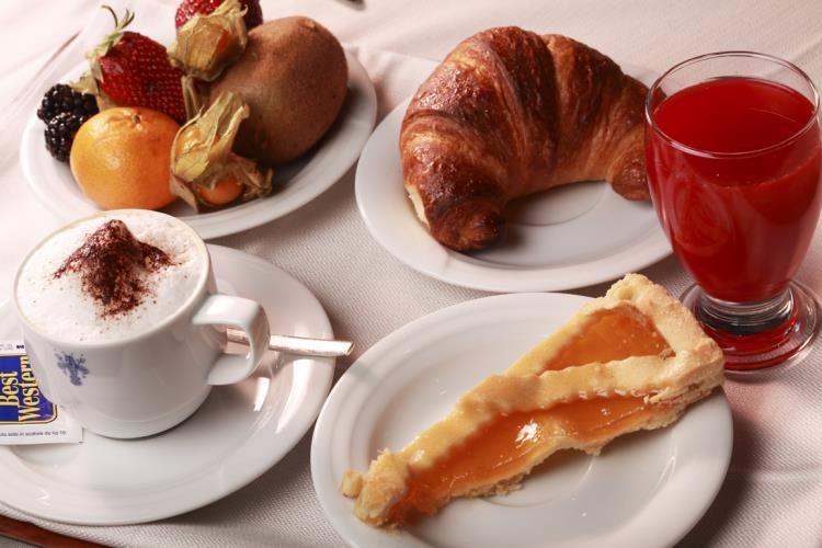 La colazione di TRATTORIA AFFITTACAMERE DEL CRISTO