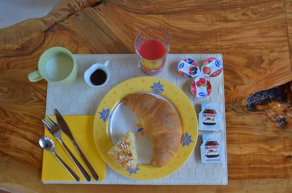 La colazione di DIMORA DEGLI ULIVI