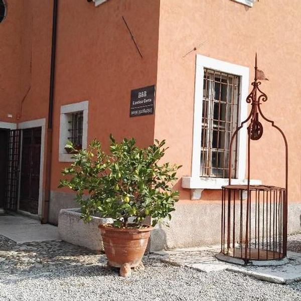 l'antica corte