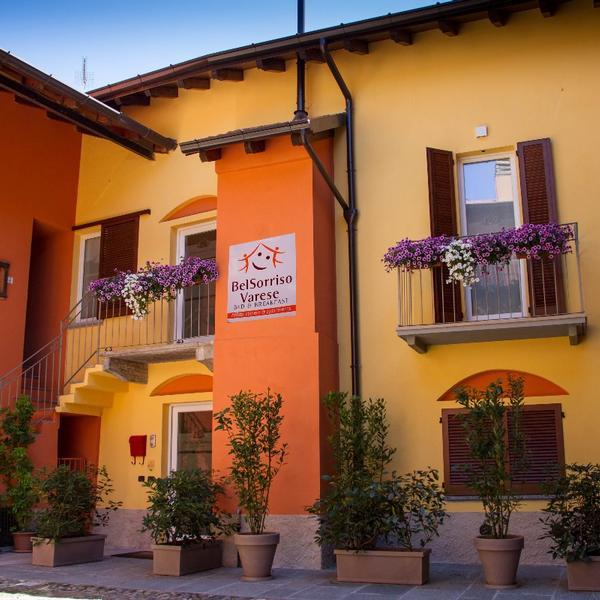 belsorrisovarese - dormire felice rooms&apartments