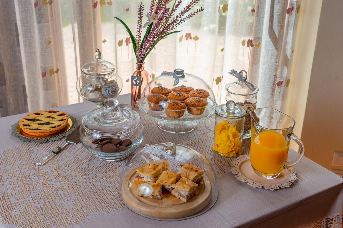 La colazione di CASARMONICA