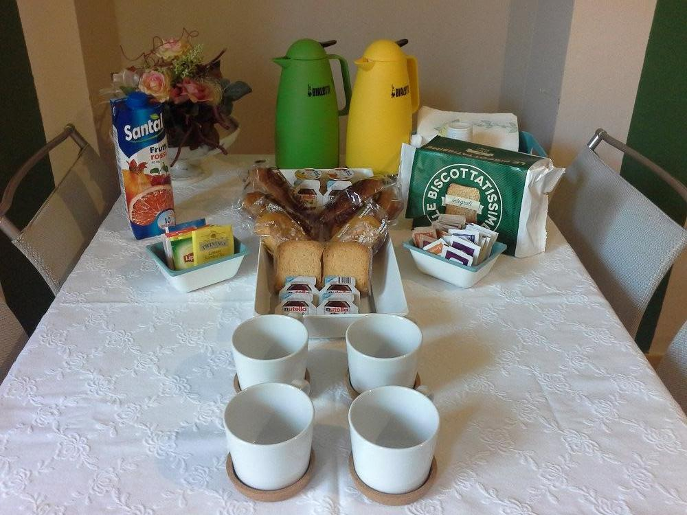 La colazione di LA DIMORA DEI PLAUZI