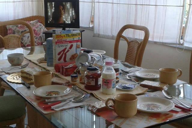 La colazione di B&B AP