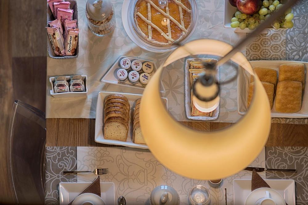 La colazione di CHIANTI B&B DESIGN