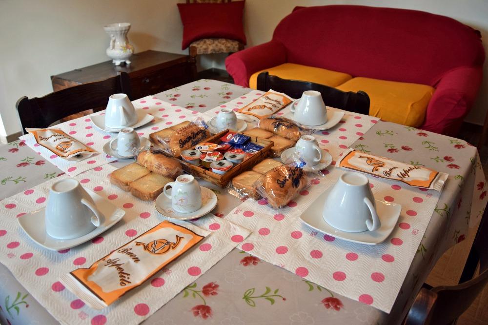 La colazione di LE 2 COLONNE