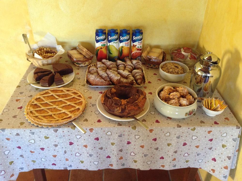 La colazione di LA MOLA