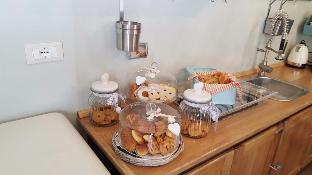 La colazione di L'ARCOLAIO