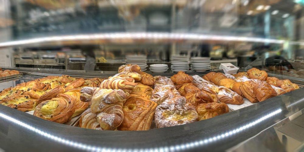 La colazione di BELLA ROMA DOMUS