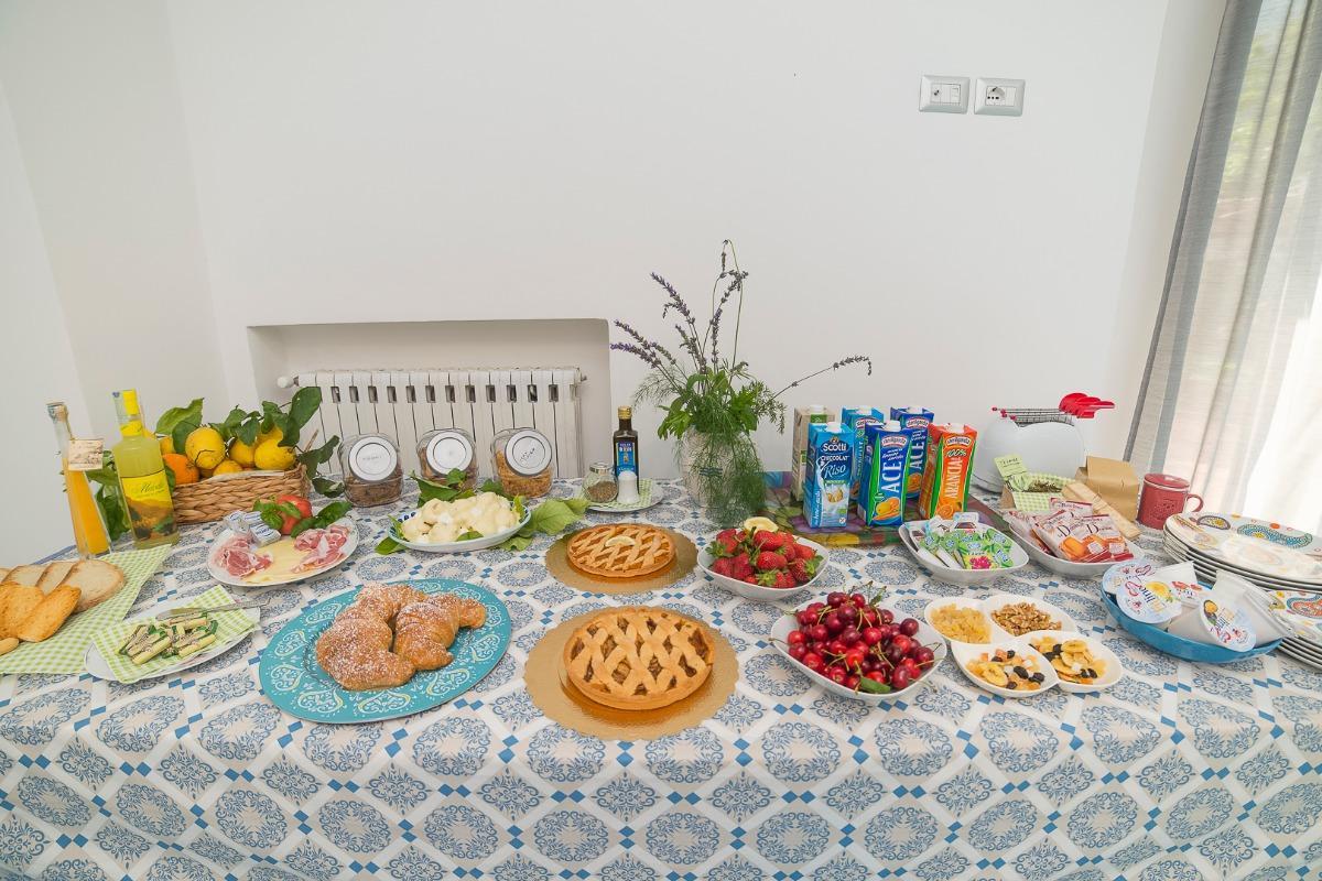 La colazione di AQUARIUS