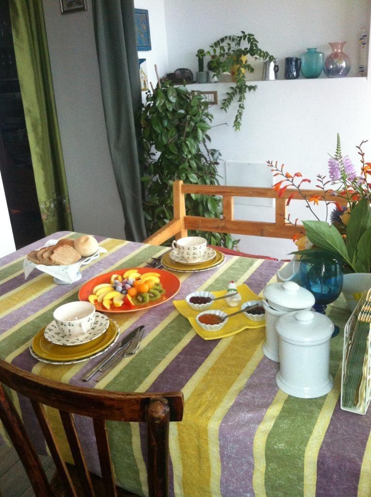 La colazione di ALBA SUL LAGO