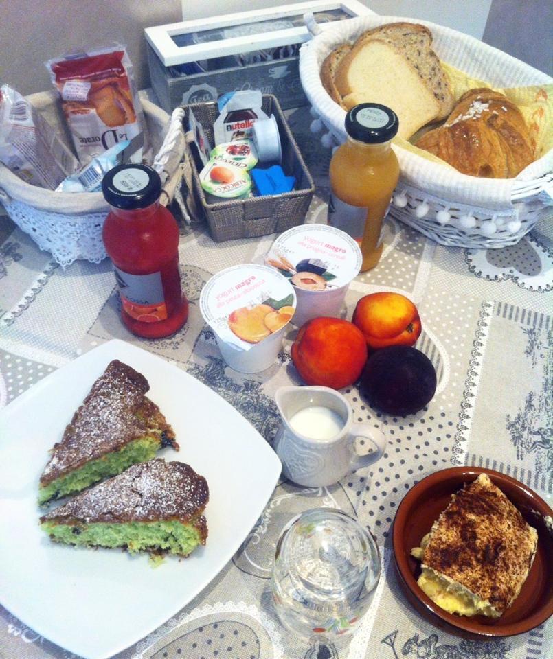 La colazione di LA GEMMA