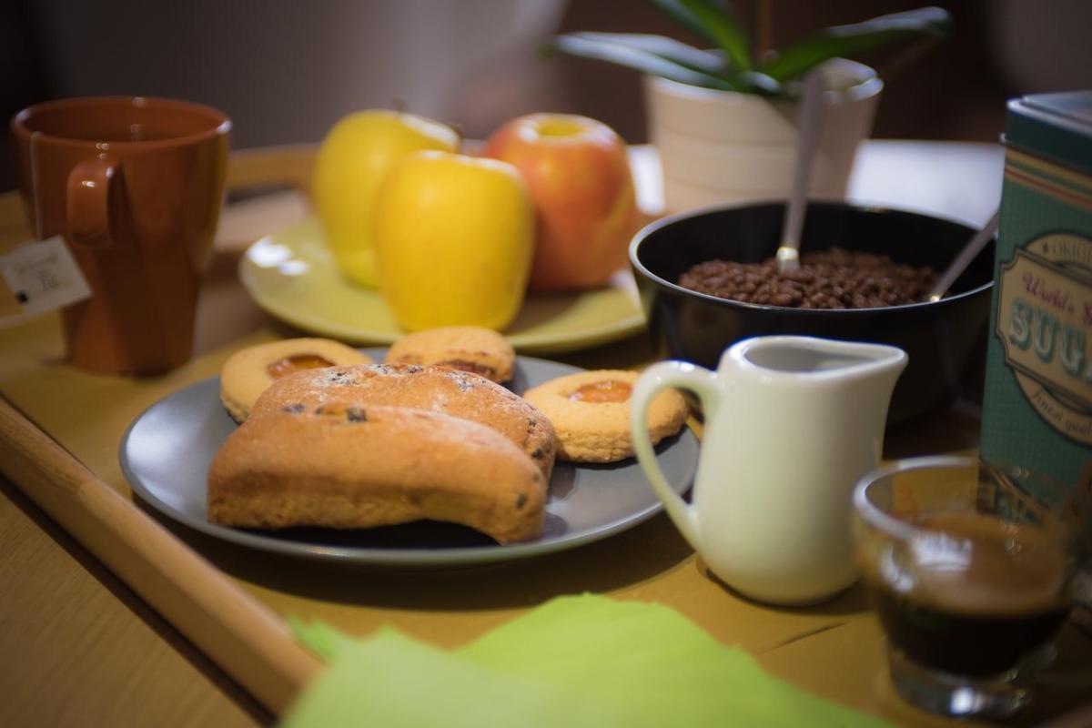 La colazione di BORGOMURGIA