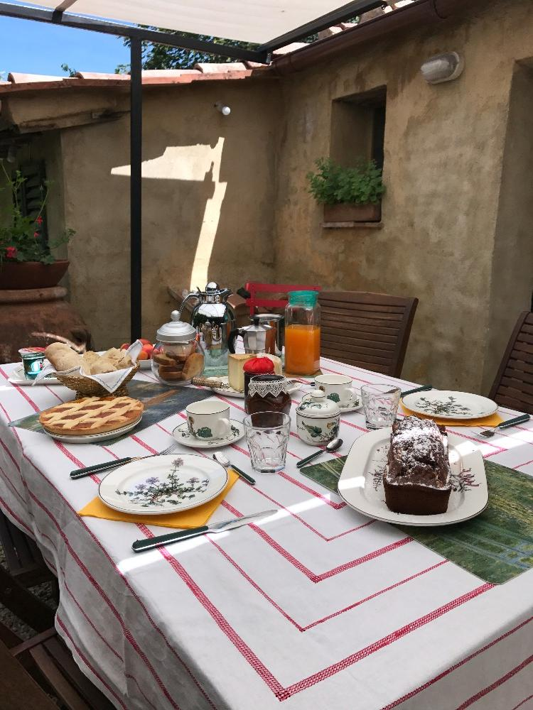 La colazione di ANTICA DIMORA