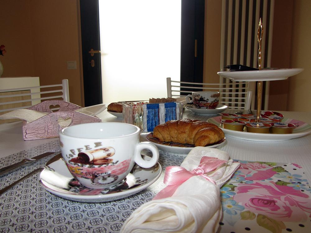 La colazione di LA SIESTA
