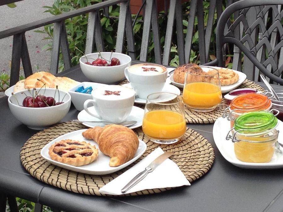 La colazione di IL CAPANNO