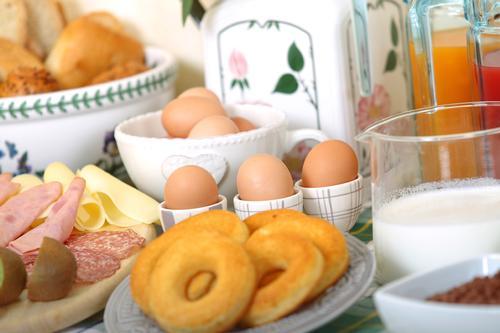 La colazione di IL NIDO