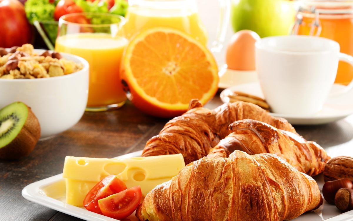 La colazione di VILLA ALBONICO