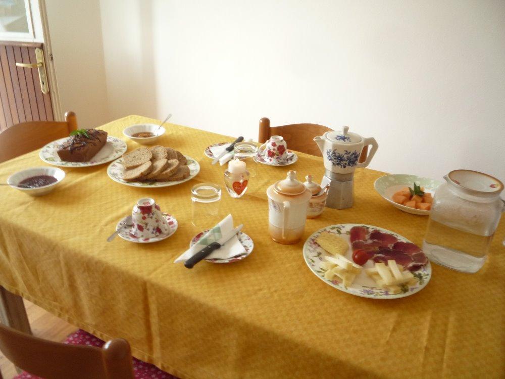 La colazione di DI BAUT