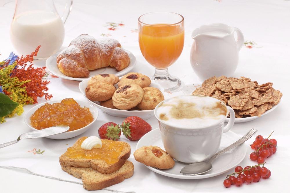 La colazione di LA BADIA