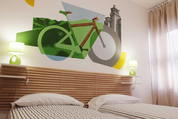 Bed and Bike