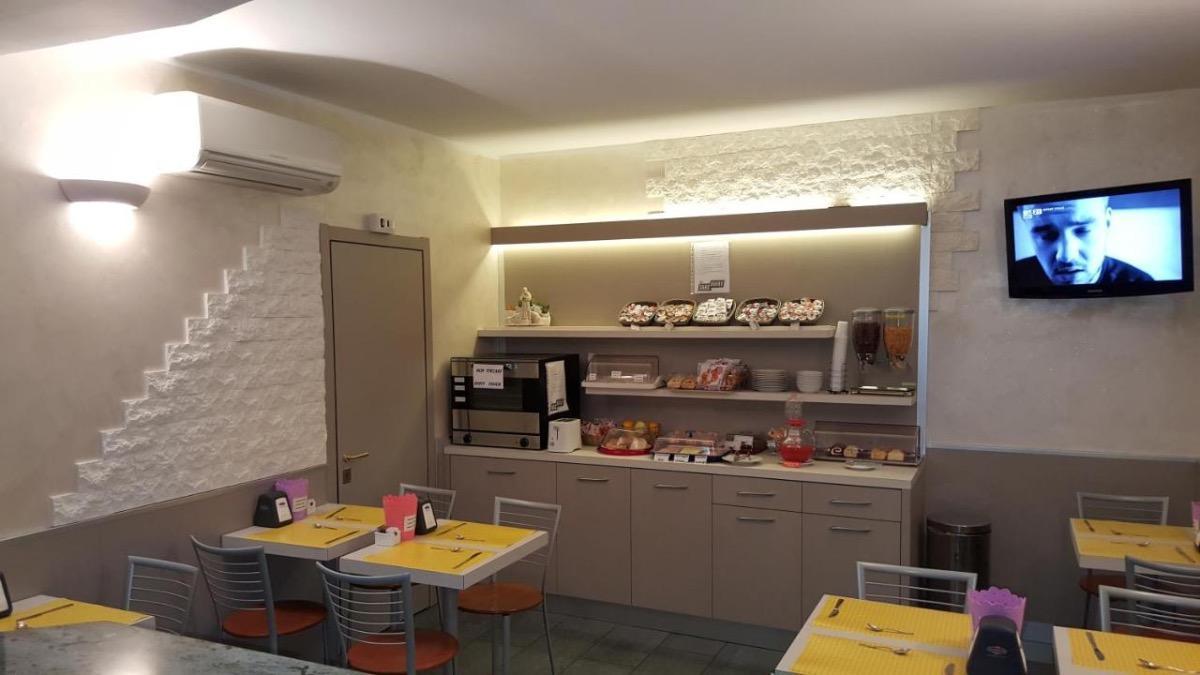 La colazione di HOTEL LE QUERCE