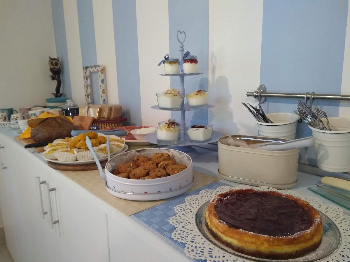 La colazione di AL GUFO SAGGIO - LA CASA DI PAGLIA