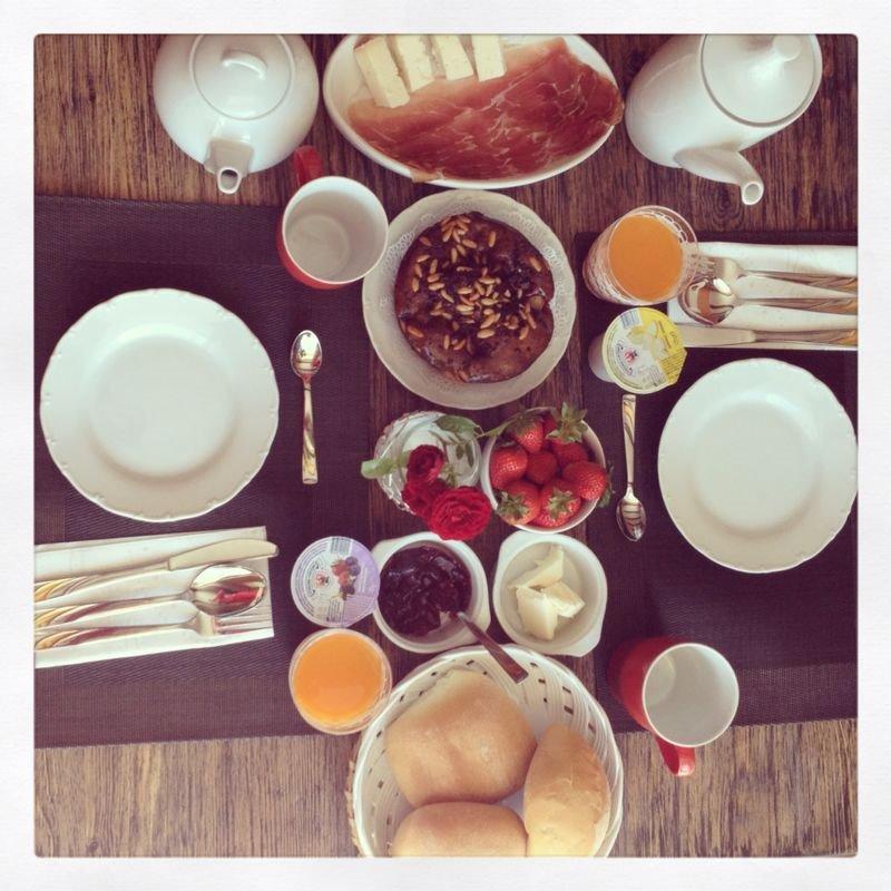 La colazione di IL FERIOLO