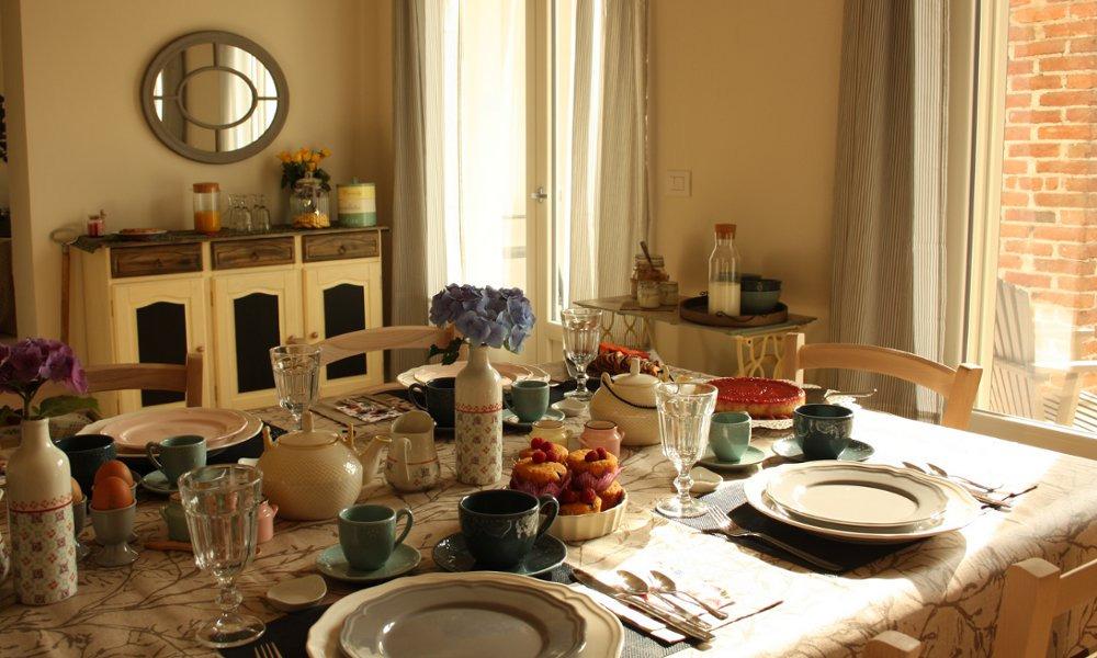 La colazione di POESIE DI VIAGGIO