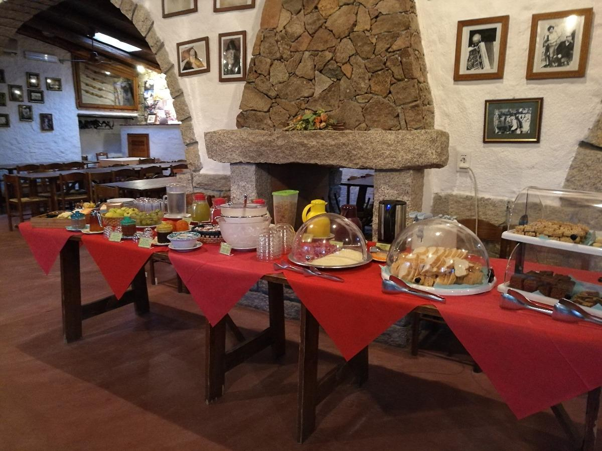 La colazione di AGRITURISMO LU BRANU